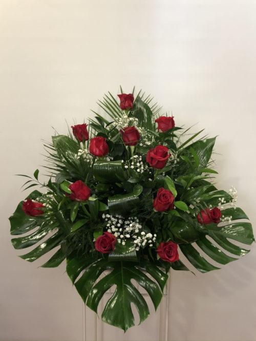 Centro funerario 12 rosas